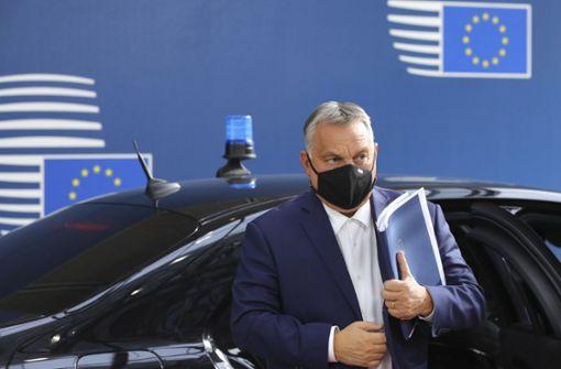 EU erhöht den Druck auf Ungarn -...