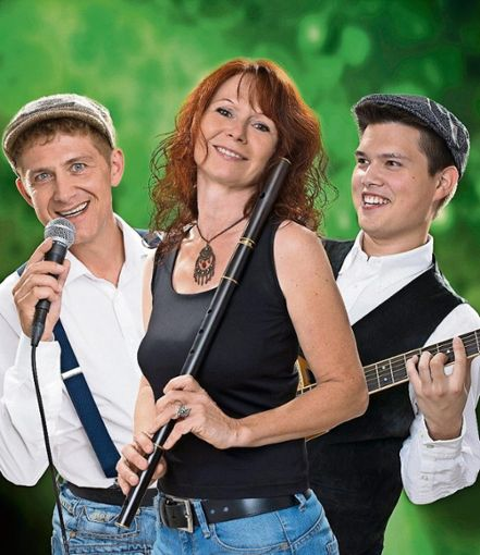 Woodwind & Steel bringen Greatest Hits des Celtic-Folk nach Coburg. Quelle: Unbekannt
