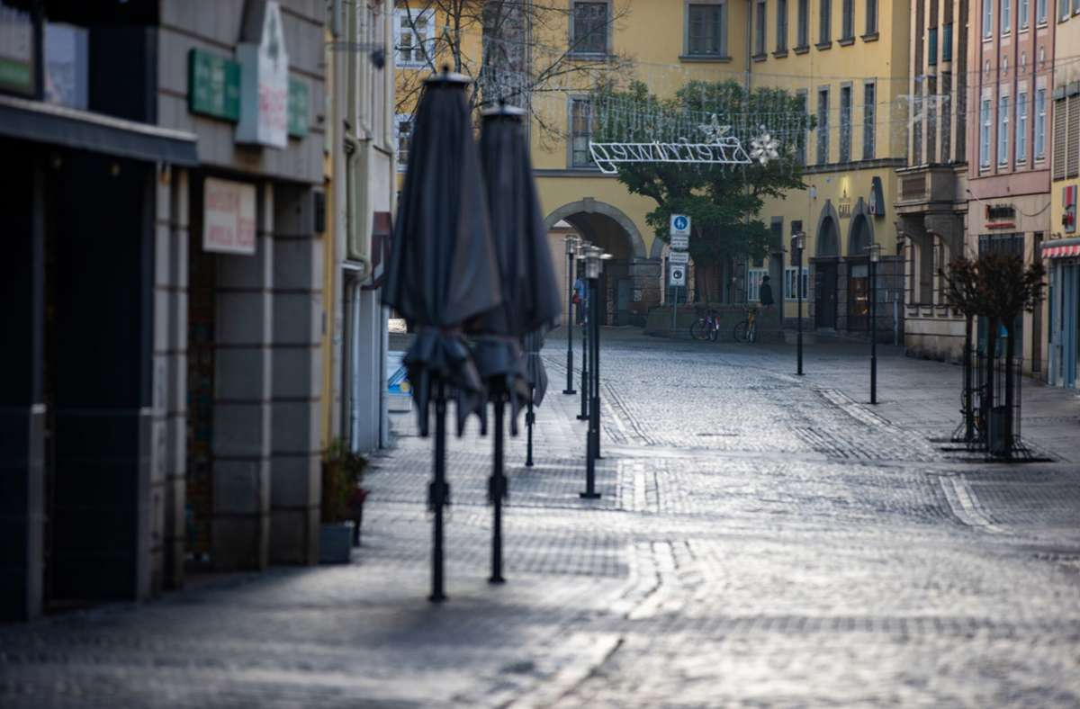 Ausgangssperre In Bayern